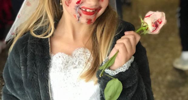 "SMV-Mottotag ""Halloween"""